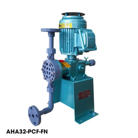 Bơm định lượng hóa chất Nikkiso AHA32 PCF FN